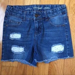 NWOT Size large 10-12 girls shorts
